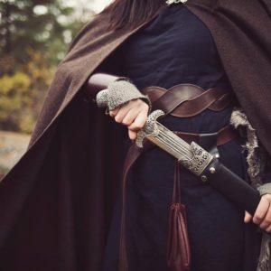 """El Rey Jaime I de Aragón, """"El Conquistador"""" tenía una espada y también un espadón de dos manos, conocido como su espada de batalla  #espada #aragon #mirAragon  Foto gracias a @sagosystrar"""