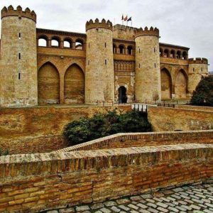 La aljafería un palacio, mil historias (Zaragoza)  #aljaferia #zaragoza #MirAragon  Foto gracias a @dulcinea331