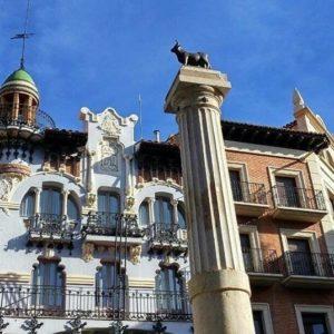 El Torico de Teruel y su entorno #Aragón #España  #arquitectura #MirAragon  Foto gracias a @21_wonders