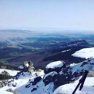 Moncayo (Pico de San Miguel), 2.314 m Lobera, 2.226 m Rutas  #Moncayo #Aragón #MirAragon  Foto gracias @aonethousandlifes