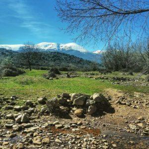 #Moncayo en un día primaveral.  #Miraragon #Aragón #Spain  Foto gracias a @encantodelmoncayo