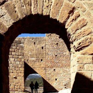 Pasen y vean. #Castillo de #Loarre. #castle #history #Aragón #MirAragon #casabiescas #rinconesdelpirineo #pirineos #turismo #pyrenees #viajar #cultura #vacaciones  Foto gracias a @cristina_salamero