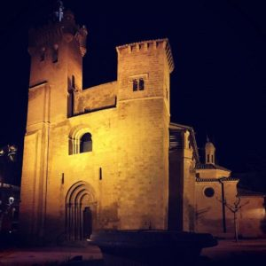 Ejea de los Caballeros (Zaragoza)  #MirAragon #EjeaDeLosCaballeros #Zaragoza  Foto gracias a @mprietopo