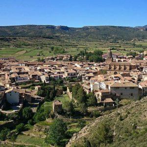 Uno de los pueblos más bonitos de España  #turismoaragon #RubielosdeMora #Miraragon #alojamientosalcañiz #casabiescas  Foto gracias a @siltaviana