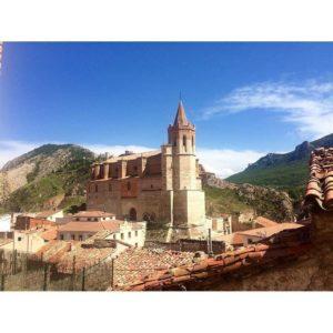 Montalbán, Aragon, Spain  #montalban #Teruel #gotico #mudejar #travel #miraragon  Foto gracias a @rql_biel #repost