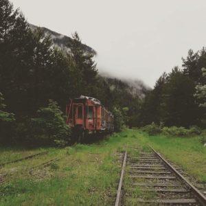 La naturaleza siempre recupera lo que fue suyo ?????? #nature #MirAragon #casabiescas #travel #pirineos Foto gracias a @deiffonfire #repost