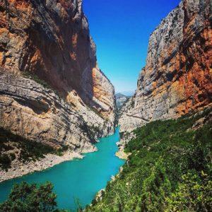 Perderse, y volver a encontrarse. #congostdemontrebei #congost #montrebei #montsec #serradelmontsec  #desfiladero #ig_captures #landscape #igerscatalunya  #catalunya #aragon #descobreixcatalunya #senderismo #naturaleza #miraragon #igersvalledetena #igersordesa #igersformigal #casabiescas #igersguara #rinconesdelpirineo #viajar #nature  Foto gracias a  @jezublaba #repost