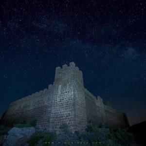 Milky way over the Peracense Castle in Teruel (Spain)  The Peracense Castle is a fortress built during the Middle Ages on the borders of the Kingdom of Aragon with the Kingdom of Castile ?? #Castle #Castillo #peracense #Teruel #aragon #spain???? #milkyway #miraragon #vialactea #astronomy #astronomia #stars #estrellas #España #casabiescas #spain #longexpo #monumentalspain #medievaltimes #medievalworld #castles_oftheworld #igersaragon #igersteruel #loves_spain #spainiswonderful #turismospain #visitspain #igersspain #ig_spain #spain_vacations  Foto gracias a Repost @jmiguelsala