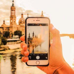 Basílica del Pilar Zaragoza  #Zaragoza #ElPilar #BasilicadelPilar #Aragon #España #Spain #Atardecer #Sunset #Basilic #Photography #CasaBiescas #Travel #Travelling #iPhone #iPhoneography  #Artofvisuals #Travelgram #ZgzCiudadana #Igers #IgersZgz  #Sky #TravelPhotography #ShotsofSpain #Landscape #MirAragon #Sun #Light #BestPhoto #estaes_espania  Foto gracias a  @guill3vivancos #repost