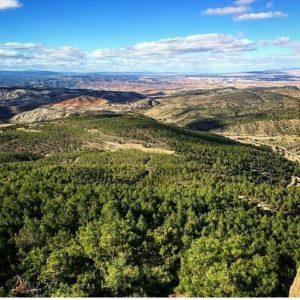 Desde el Alto de la Molina en Cubla (Teruel) hay unas maravillosas vistas: la fosa terciaria de Teruel y la Sierra de Javalambre. ? ? ?? Gracias @123meridianwest por tu preciosa foto y por este #repost. Os invitamos a visitar su galería. ? ? ? ?? Síguenos y etiqueta tus fotos con el hashtag @MirAragon . . . · ? ? ? ?? Cubla (Teruel) ? ? ? #teruel #cubla  #Aragón #aragon  #Sierra #Javalambre  #sierradejavalambre #otoño  #casabiescas #montañas #naturaleza  #nature  #miraragon  #autumn #teruelexiste #paisajesdearagon #hiking #tourism #travel #viaje #view #vistas #landscape #España #spain #trekking #senderismo #tourism #turismo