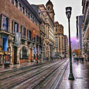 El Coso, Zaragoza ? ? ? ?? Gracias @manusmith13 por su preciosa foto y por etiquetarnos. Os invitamos a visitar su galería. ? ? ? ?? Síguenos y etiqueta tus fotos con el hashtag @MirAragon . . . · ? ? ? ?? Zaragoza ? ? #Zaragoza  #aragon  #coso #zgz #Aragón  #casabiescas #miraragon  #architecture  #streetphotography  #viaje #travel #trip #street #calle #vintage  #history  #loves_aragon #tesorosdearagon #visitspain #wanderlust #photography #fotografia #IgersAragon #instagood #unbuendiaenzaragoza #tourism #turismo  #españa #spain #zaragoceamos