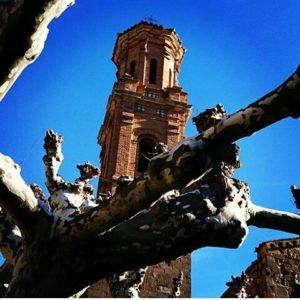 Real Monasterio de Santa María de Veruela, del siglo XII, donde estuvieron viviendo Gustavo Adolfo Bécquer y su hermano el pintor Valeriano Bécquer. ? ? ? ?? Gracias @isabeltours por su preciosa foto y por etiquetarnos. Os invitamos a visitar su galería. ? ? ? ?? Síguenos y etiqueta tus fotos con el hashtag @MirAragon . . . · ? ? ? ?? Vera de Moncayo (Zaragoza) ? ? #verademoncayo  #veruela #Zaragoza  #aragon  #Aragón  #España  #casabiescas #miraragon  #architecture  #streetphotography  #viaje #travel #trip #street #calle  #history  #arquitectura #tesorosdearagon #visitspain #wanderlust #photography #fotografia #medieval #instagood  #mudejar  #tourism #turismo #town #spain #capture