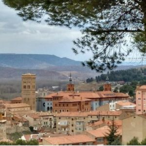 Torre de San Martín, Seminario y biblioteca desde el Viacrucis del Cementerio de Teruel. ? ? ?? Gracias @monicamg.1982 por tus preciosas fotos y por etiquetarnos. Os invitamos a visitar su galería. ? ? ? ?? Síguenos y etiqueta tus fotos con el hashtag @MirAragon . . . · ? ? ? ?? Teruel ? ? ? #Teruel  #Aragón  #miraragon  #medieval #casabiescas #architecture  #naturaleza  #pueblo  #nature  #arquitecturamedieval  #tourism  #town  #mudejar  #view #vistas #instagood #paisaje #fiesta #travel #viajar #hiking  #landscape #trip #adventure #España  #winter #Spain #wanderlust #capture