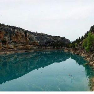 Embalse de Santolea ? ? ? ?? Gracias @ann_nomads_teruel por tus preciosas fotos y por etiquetarnos. Os invitamos a visitar su galería. ? ? ? ?? Síguenos y etiqueta tus fotos con el hashtag @MirAragon . . . · ? ? ? ? ?? Castellote (Teruel) ? ? ? #Aragón  #teruel #miraragon  #casabiescas #castellote #maestrazgo #embalse #view  #senderismo  #mountains #sierra #turismo #montañas #naturaleza  #nature  #travel #adventure #hike #capture #paisaje  #trekking  #Instagood  #water #viajar #hiking #trip #aragon #fiesta #España #Spain