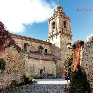Por algo es uno de los Pueblos Más Bonitos de España. ? ? ? ?? Gracias @zulema184 por tus preciosas fotos y por etiquetarnos. Os invitamos a visitar su galería. ? ? ? ?? Síguenos y etiqueta tus fotos con el hashtag @MirAragon . . . · ? ? ? ? ?? Mirambel (Teruel) ? ? ? #Aragón  #teruel #mirambel #miraragon  #casabiescas #town #maestrazgo  #senderismo  #mountains #rural  #sierra #naturaleza  #nature  #travel #autumn  #adventure #hike #capture #paisaje  #trekking  #Instagood  #photo #aragon #españa #spain #pueblo #hiking #trip #viaje #meadow