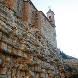Muel tiene un patrimonio único. En la foto: la presa romana del siglo I a.C. y la ermita de la Virgen de la Fuente con los frescos de Goya. ? ? ?? Gracias @j.l.g.dono por su preciosa foto y por etiquetarnos. Os invitamos a visitar su galería. ? ? ? ?? Síguenos y etiqueta tus fotos con el hashtag @MirAragon . . . · ? ? ? ?? Muel (Zaragoza) ? ? #muel  #aragon  #Zaragoza  #miraragon  #Aragón  #España  #casabiescas  #architecture #viaje #travel #trip #facade  #town #ruraltop  #otoño  #fall  #roman #europe  #photography #hike #naturaleza #instagood #nature #streetphotography #instagood #tourism #turismo #walk  #spain #capture