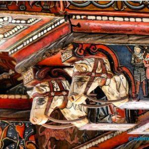 """La """"Capilla Sixtina"""" del Mudéjar se encuentra en la catedral de Santa María de Mediavilla en Teruel. No sólo su estructura es singular en Aragón, sino que además se considera un elemento único del arte mudéjar en España. ? ? ? ?? Gracias @zulema184 por tus preciosas fotos y por etiquetarnos. Os invitamos a visitar su galería. ? ? ? ?? Síguenos y etiqueta tus fotos con el hashtag @MirAragon . . . · ? ? ? ? ?? Teruel ? ? ? #Aragón  #teruel #mudejar #art #miraragon  #casabiescas #medieval #architecture #arte  #rural  #sierra #naturaleza  #nature  #travel #autumn  #adventure #hike #capture #cathedral #trekking  #Instagood  #photo #aragon #españa #spain #pueblo #hiking #ruraltop #viaje #walk"""